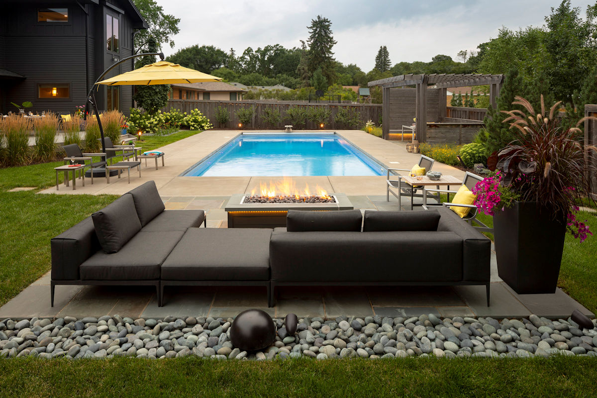 Backyard Oasis designed by LIVIT Site + Structure