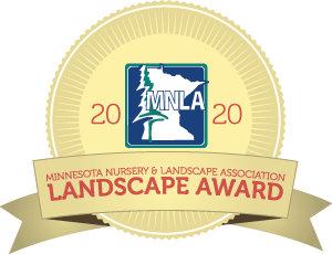 Minnesota Nursery and Landscape Association 2020 Award Winner
